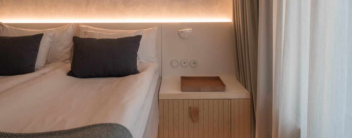 Standard rum på Nordic Light Hotel