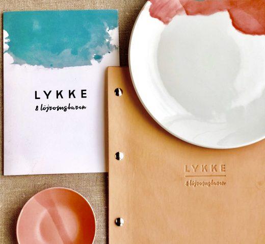 Menyer från Lykke & Löjromsbaren - Nordic Light Hotel