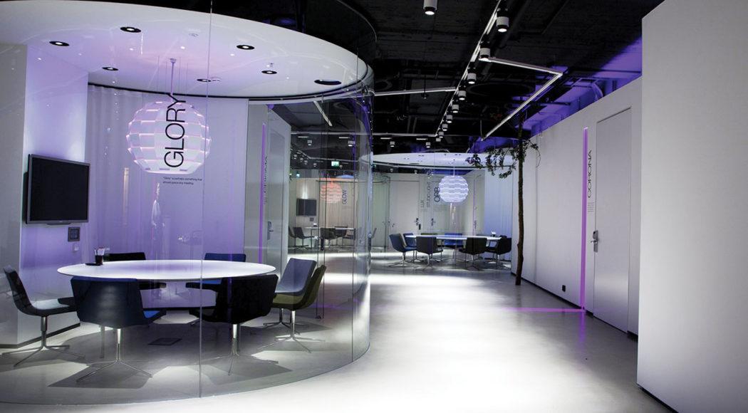 Glory konferenslokal på Nordic Light Hotel