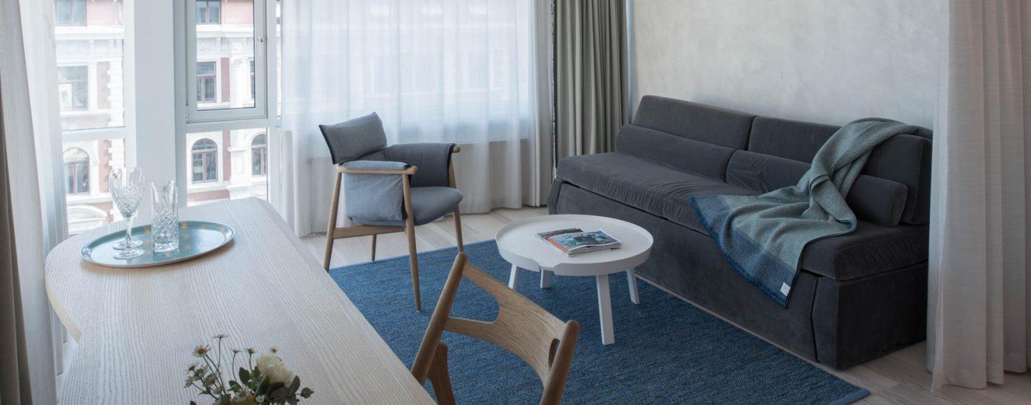 Hotellrum i Stockholm City Nordic Light Hotel